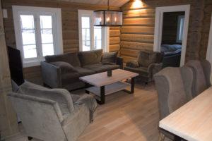Skreddersydde møbler- salongbord, fra Fjellmøbler AS